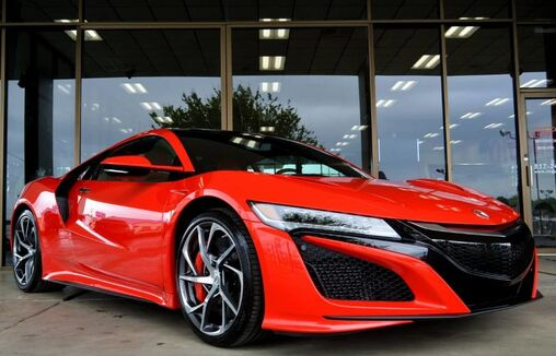 2017 Acura NSX Coupe Fort Worth TX