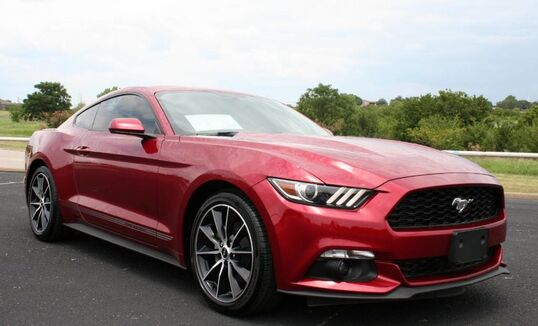 2017 Ford Mustang EcoBoost Fort Worth TX