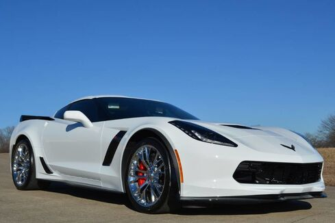 2017 Chevrolet Corvette Z06 2LZ Ultimate Performance Coupe Fort Worth TX
