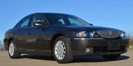 2005 Lincoln LS w/Appearance Pkg Fort Worth TX