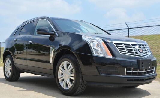 2016 Cadillac SRX Luxury Collection Fort Worth TX