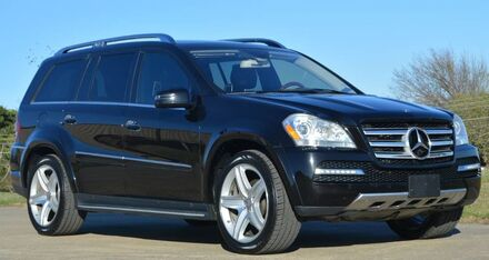 2011 Mercedes-Benz GL-Class GL550 Fort Worth TX