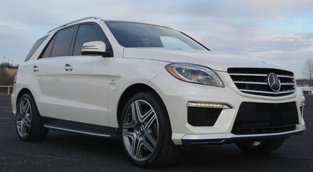 2014 Mercedes-Benz M-Class ML63 AMG Performance Package Fort Worth TX