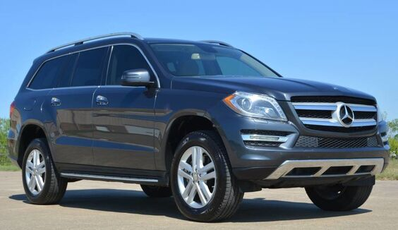 2013 Mercedes-Benz GL-Class GL350 BlueTEC AWD Fort Worth TX