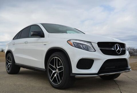 2016 Mercedes-Benz GLE GLE450 AMG Coupe Fort Worth TX