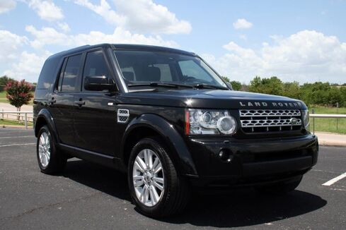 2012 Land Rover LR4 HSE Fort Worth TX