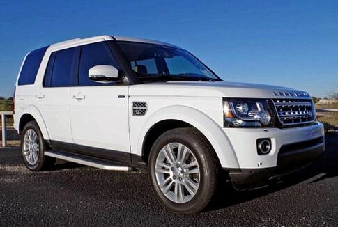 2016 Land Rover LR4 HSE LUX Fort Worth TX