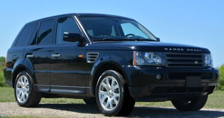 2008 Land Rover Range Rover Sport HSE Fort Worth TX