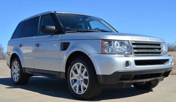 2009 Land Rover Range Rover Sport HSE LUX Fort Worth TX