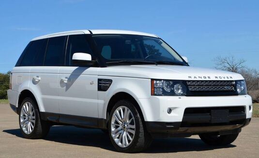 2013 Land Rover Range Rover Sport HSE LUX Fort Worth TX