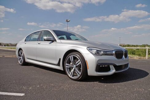 2016 BMW 7 Series 740i M Sport Executive Package Sedan Fort Worth TX