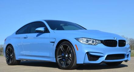 2016 BMW M4 Coupe Fort Worth TX