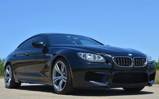 2014 BMW M6 Gran Coupe Fort Worth TX