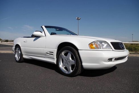 1999 Mercedes-Benz SL-Class SL500 Sport Fort Worth TX