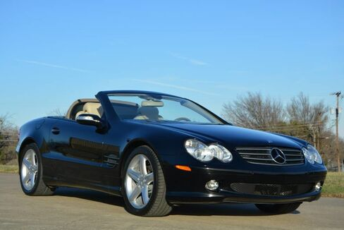 2005 Mercedes-Benz SL-Class SL500 Roadster Fort Worth TX