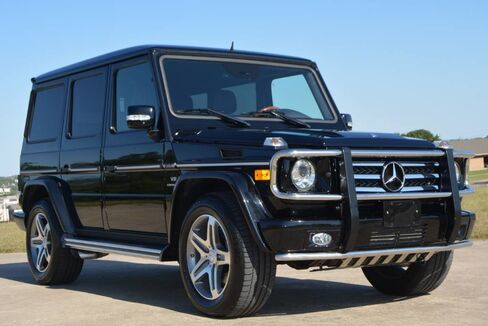 2011 Mercedes-Benz G-Class G 55 AMG Fort Worth TX