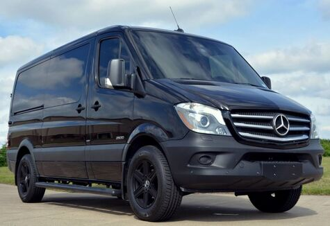 2016 Mercedes-Benz Sprinter Custom 9 Passenger Van Fort Worth TX