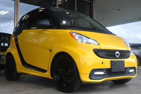 2013 smart fortwo Passion Fort Worth TX