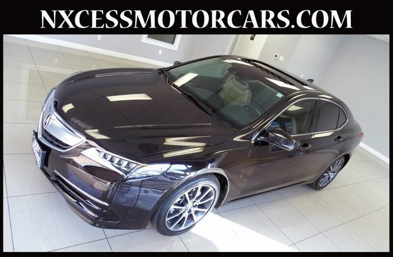 Vehicle Details 2015 Acura Tlx At Nxcess Motorcars