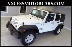 Jeep Wrangler Unlimited SPORT4X4 HARDTOP CLEAN CARFAX. 2015