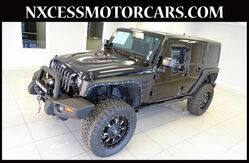 2015 Jeep Wrangler Unlimited Freedom Edition LED LIGHTS JUST 10K MILES CLEAN CARFAX. Houston TX