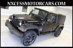 2015 Jeep Wrangler Unlimited Sport 4X4 V6 2 TOP LOW MILES Houston TX