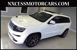 Jeep Grand Cherokee SRT PANO-ROOF NAVIGATION 1-OWNER. 2015