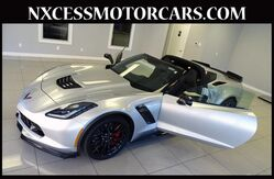 2016 Chevrolet Corvette Z06 2LZ SUPERCHARGED HUD NAVIGATION JUST 358 MILES. Houston TX