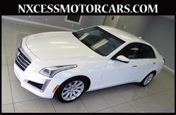 2015 Cadillac CTS Sedan RWD POWER/LEATHER/HEATS SEATS 1-OWNER. Houston TX