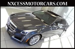 2014 Cadillac CTS Sedan Luxury RWD NAVIGATION PANORAMA ROOF 1-OWNER. Houston TX