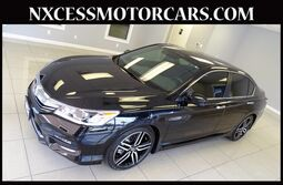 Honda Accord Sedan Sport SE ALLOY WHEELS LEATHER/HEATED SEATS 1-OWNER. 2017