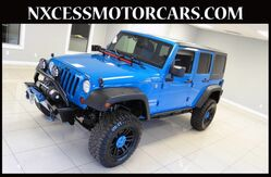 2011 Jeep Wrangler Unlimited Mojave 1-OWNER CLEAN CARFAX. Houston TX