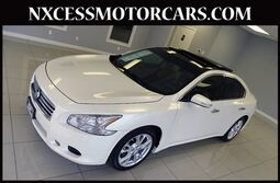 Nissan Maxima 3.5 SV NAVIGATION BACK-UP CAMERA 1-OWNER. 2014