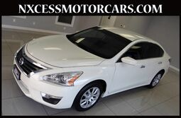 Nissan Altima 2.5 S AUTOMATIC POWER SEAT. 2014