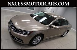 2016 Volkswagen Passat 1.8T S AUTOMATIC 1-OWNER FACTORY WARRANTY. Houston TX