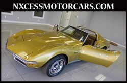 1972 Chevrolet CORVETTE STINGRAY T-TOP COLLECTIBLE CLASSIC. Houston TX