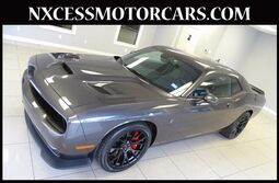 Dodge Challenger SRT Hellcat NAVIGATION JUST 7.4K MILES 1-OWNER, 2016