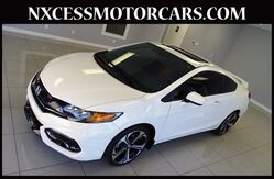 2015 Honda Civic Coupe Si SUN ROOF BACK-UP CAMERA 1-OWNER. Houston TX