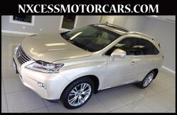 2013 Lexus RX 350 PREMIUM PKG NAVIGATION BSM 1-OWNER. Houston TX