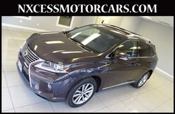 2013 Lexus RX 350 PREMIUM PKG NAVIGATION BSM CLEAN CARFAX. Houston TX