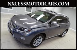 2013 Lexus RX 350 PREMIUM PKG NAVIGATION 1-OWNER. Houston TX