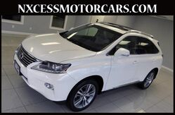 2015 Lexus RX 350 PREMIUM PKG NAVIGATION 1-OWNER!!! Houston TX