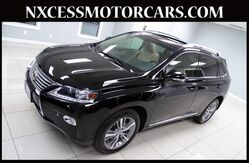 2015 Lexus RX 350 BACK-UP CAMERA VENTILATED SEATS 1-OWNER. Houston TX