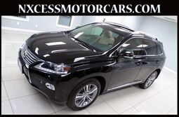Lexus RX 350 BACK-UP CAMERA VENTILATED SEATS 1-OWNER. 2015