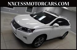 2015 Lexus RX 350 BSM BACK-UP CAMEARA 1-OWNER. Houston TX