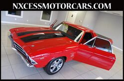 1969 Chevrolet El Camino SS 454 AUTOMATIC SHOWROOM CONDITION! Houston TX