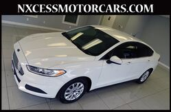 2016 Ford Fusion S AUTOMATIC BACK-UP CAMERA 1-OWNER. Houston TX