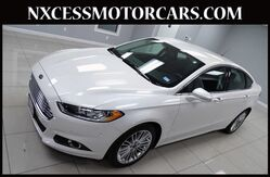2015 Ford Fusion SE LUXURY PKG MRSP $32K. Houston TX