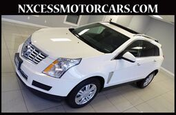 Cadillac SRX Luxury Collection BSM PANO-ROOF BACK-UP CAM 1-OWNER. 2015