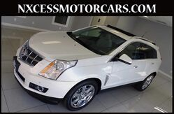 2012 Cadillac SRX Premium Collection PANO/NAV/BACK-UP CAM 1-OWNER. Houston TX